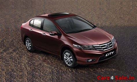 honda city  sunroof  specifications features colours