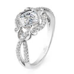 awesome engagement rings unique engagement ring with princess cut ipunya