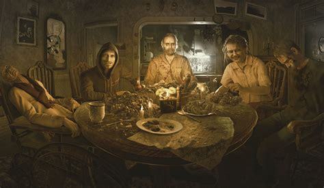 Reume Exles by Resident Evil 7 Escape Room In Hamburg Survivethis