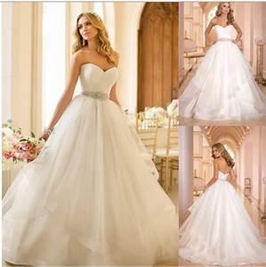 New design wedding dresses custom made vestidos de noiva for Aliexpress wedding dresses 2017