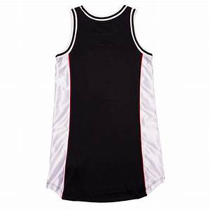 buy converse infant basketball jersey dress in black