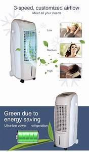 Airflow 1600 Portable Axical Evaporative Air Cooler Home