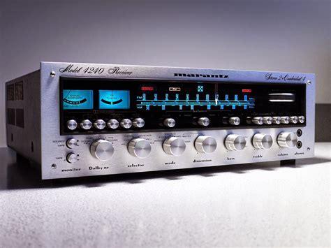 Marantz 4240 Quadrophonic Receiver