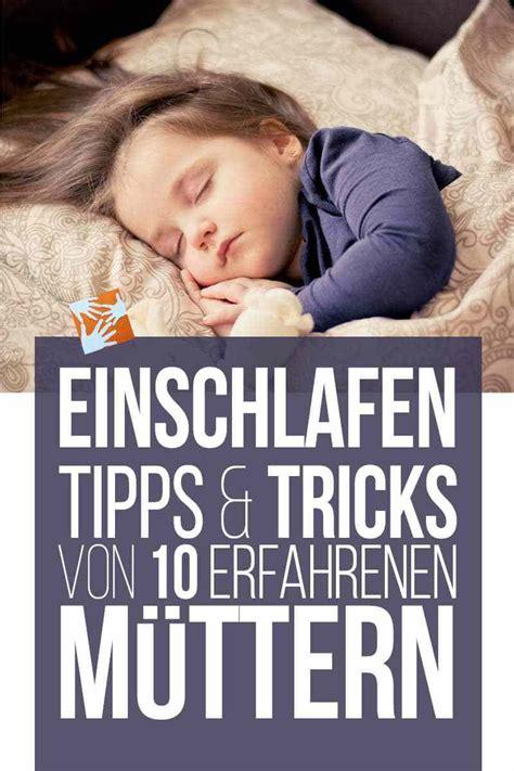 fragmama tipps und tricks rund ums einschlafen kinder