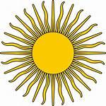 Svg Sun Symbol Yellow Commons Pixels Wikimedia