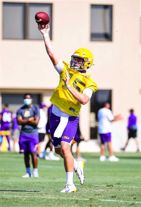 PHOTO GALLERY: LSU football team ready to defend National ...