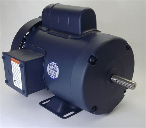 Electric Motor Protection by 1 5 Hp 3450 Rpm 56 Frame Tefc 115 208 230v W
