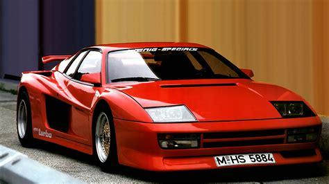 Shop with confidence on ebay! Wallpaper : Ferrari Testarossa, Koenig Specials, tuning, 80s cars, red cars, italian cars ...
