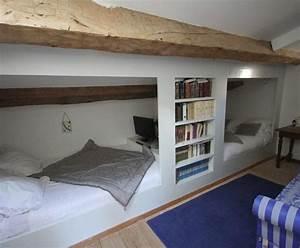 les 25 meilleures idees de la categorie chambre grenier With peinture d une maison 6 amenager un coin bureau dans un studio un appartement ou