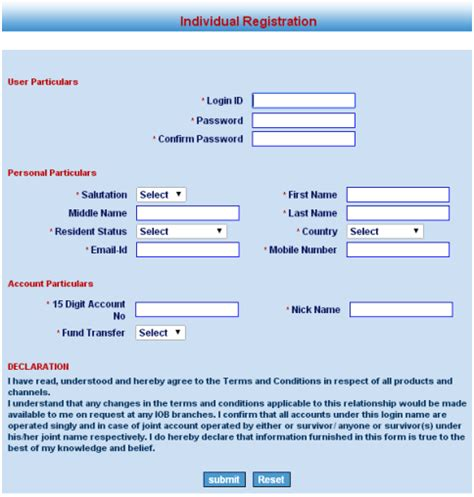 sbi account application form  info site  downloads