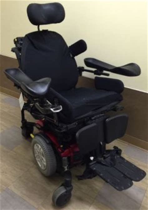 used quantum q6 edge rehab chair wheelchair for sale