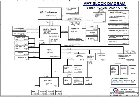 Motherboard Schematic Diagram by Downloads Gateway Laptop Motherboard Schematic Diagram
