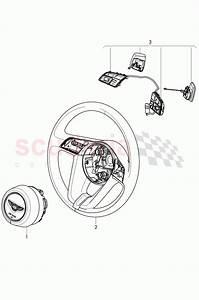 Bentley Bentayga  2015   Airbag Unit For Steering Wheel