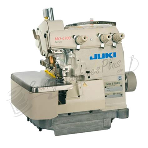 serger sewing machine juki mo 6704 3 thread high speed overlock w table motor table comes assembled