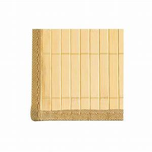 Set De Table Bambou : set de table casa bambou beige maison de la droguerie ~ Teatrodelosmanantiales.com Idées de Décoration