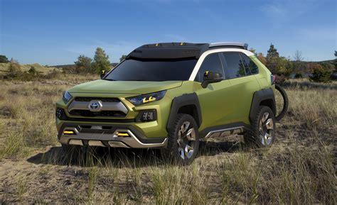 Toyota Ft-ac Off-road Concept Debuts At 2017 La Auto Show