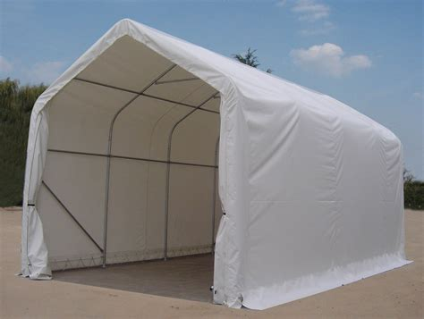 Temporary Boat Shelter by Portable Garage Shelter Storage Buildings Canopies Autos