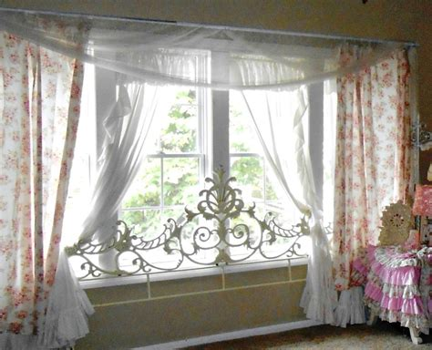 shabby chic drapes curtains 90 country chic window treatments lady gray dreams shabby chic curtains vintage rachel