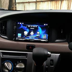 Jual Sigra    Calya Head Unit Double Din Tv Mobil Di Lapak