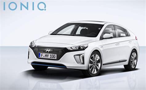 hyundai ioniq   details  hybrid model updated