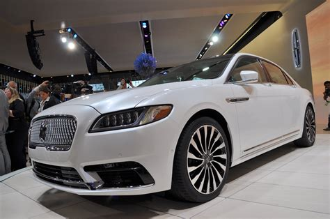 lincoln continental preview video