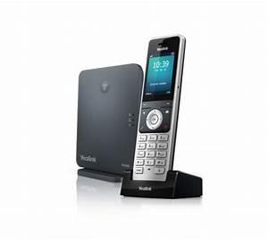 Yealink W60p  W60b Base   W56h Handset  Ip Dect Telephone