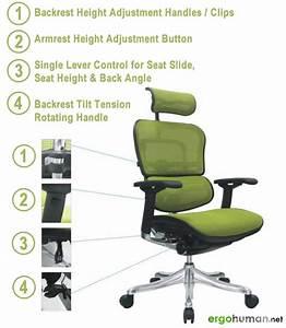 How To Adjust Forward Tilt On Office Chair