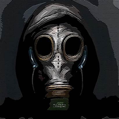 Mask Gas Icon Jacket Deviantart Strait Masks
