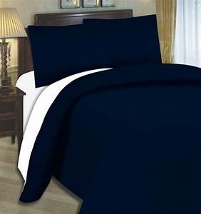 Navy, Blue, Bedding, Sets