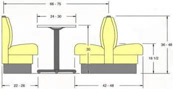 Banquette Restaurant Dimensions by Banquette Seating For Sale Upholstered Restaurant Booths
