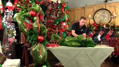 how to make the believe theme christmas teardrop trees n