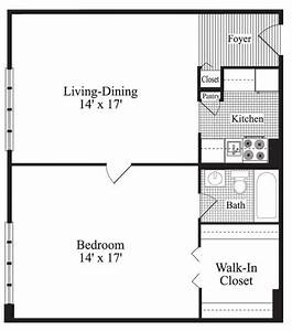 25 best ideas about 1 bedroom house plans on pinterest With one bedroom houses floor plans