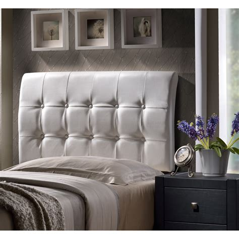 hillsdale upholstered beds lusso king headboard  rails