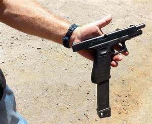 Range Report: Glock 35  Extended