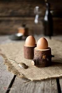 Eierbecher Selber Machen : selbstgemachte eierbecher aus holz holzdeko pinterest ~ Lizthompson.info Haus und Dekorationen