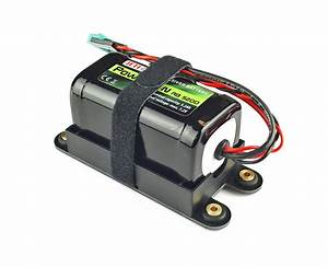 Jeti Receiver Battery Pack 5200mah 7 2v Li