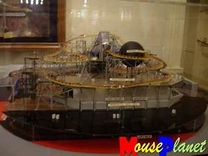 Space Mountain Mission 2 Track Layout - Pics about space