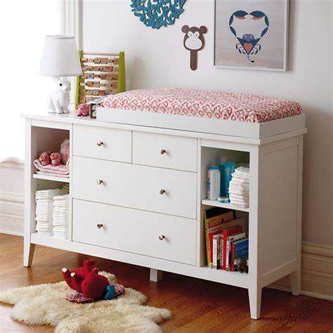 children s dresser changing table kids 39 dressers kids modern white poplar dresser with