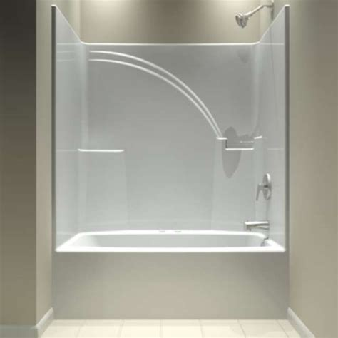Tub And Shower Units aquarius tub and shower units one shower units and