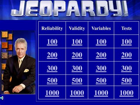 Powerpoint Jeopardy Template Jeopardy Template Ppt Shatterlion Info