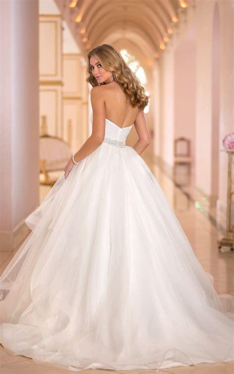 Prinzessinnenhochzeitskleider  Hochzeitskleider Stella