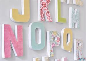 21 diy cardboard letters guide patterns for Cardboard letters decoration