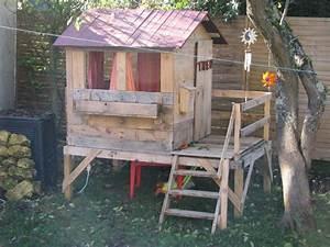 Plan De Cabane En Bois : cabane pour enfant en bois de r cup 39 instructions ~ Melissatoandfro.com Idées de Décoration