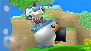 Blue Bowser Jr Super Smash Bros For Wii U Gt Skins