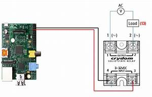 Topic  Raspberry Pi  U2013 Using Crydom D24xx Solid State Relay