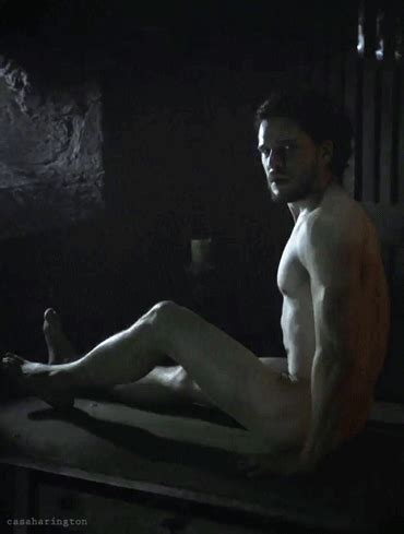 Callender nude rob Before They