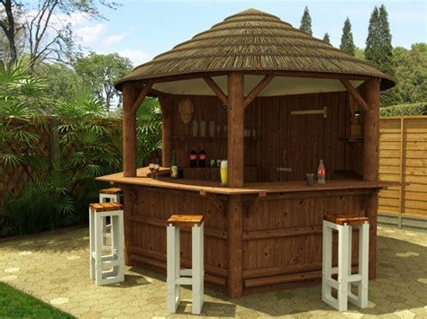 meubles de patio comment bien aménager un bar de jardin conseils utiles