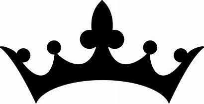 Crown Silhouette Svg Wikimedia Commons