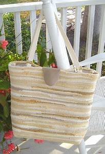 Instructions On How To Make This Neat Purse  Tote From An