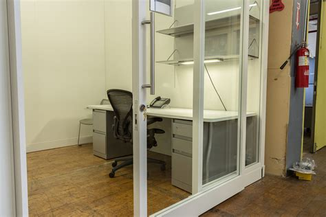 Steelcase Architectural Solutions 8 X10 Free Standing